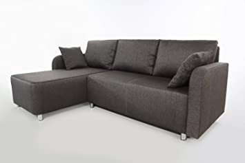 Couchgarnitur Sofa Wohzimmergarnitur Wohnlandschaft Loretta Webstoff