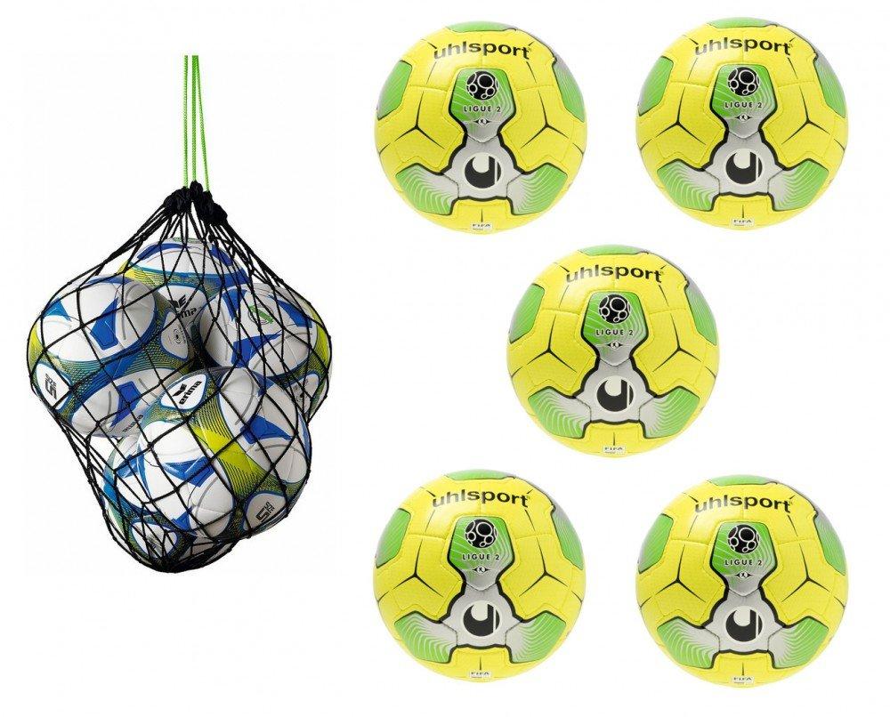 uhlsport Deporte Cañón Paris Hombre + junioren Balón de fútbol ...
