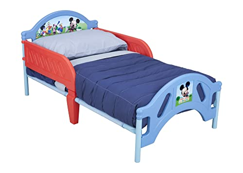 Delta Enterprise Mickey Toddler Bed Discontinued