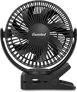 Giveaway: Gazeled Clip on Fan