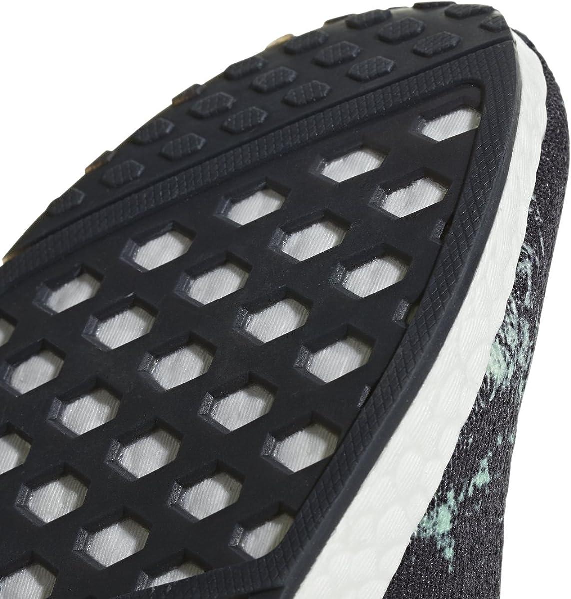 adidas Originals Men's NMD_R1 STLT PK Running Shoe 绿色.