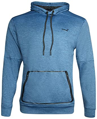 e576a3225 mitre Men s Pullover Active Performance Hoodie at Amazon Men s ...