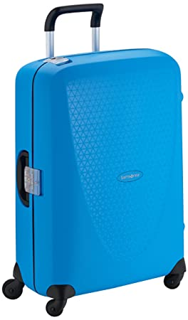 Valise rigide Samsonite Termo Young 85 cm Electric Blue bleu uRhPkxqL