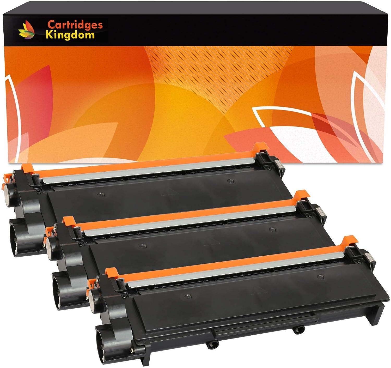 3 Cartuchos de tóner láser compatibles con Brother TN2320 HL ...