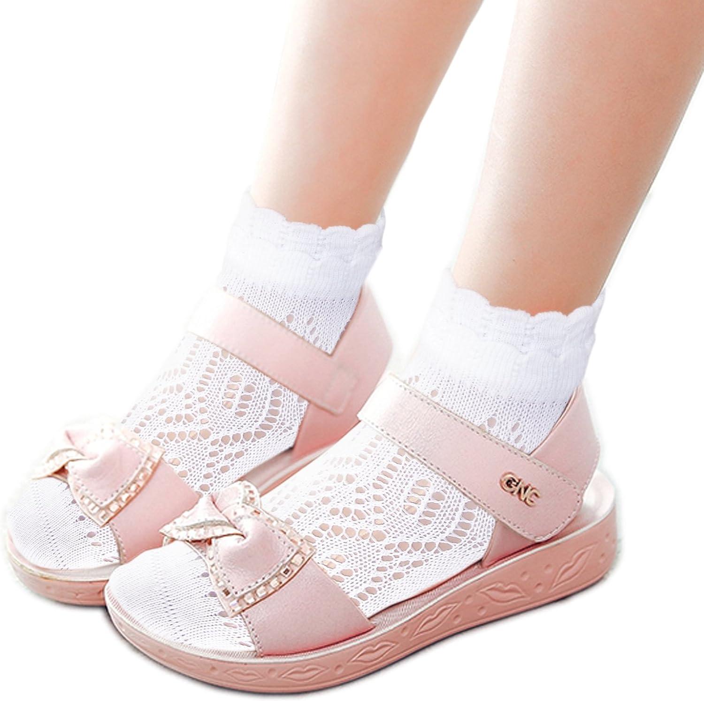 School girls white cotton ankle socks with flat toe seam