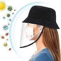 Sombrero con Pantalla Protectora Desmontable al Aire Libre