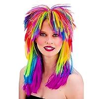 80's Rocker Wig