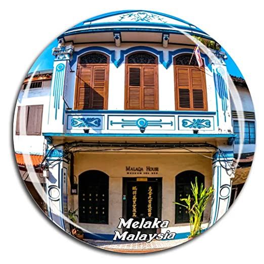 Weekino Baba y Nyonya Heritage Museum Melaka Malasia Imán de ...