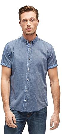 Tom Tailor Ray Soft Stripe Package Shirt Camisa para Hombre: Amazon.es: Ropa y accesorios
