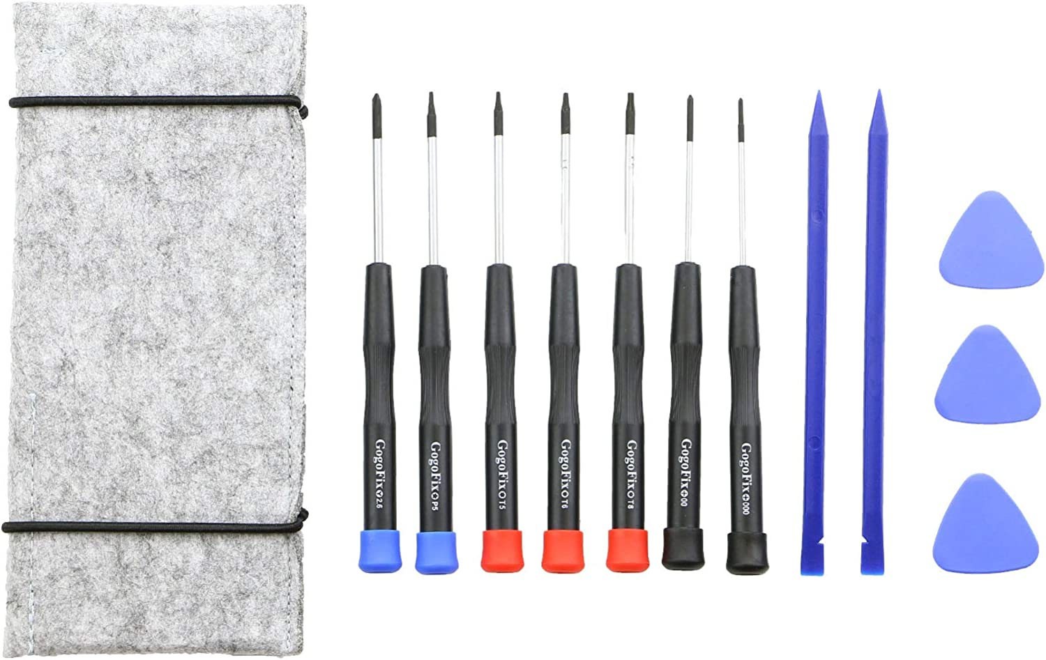 Precision Screwdriver Repair Tool Kit Compatible with MacBook Pro and MacBook Air Repairing and Maintenance (12 Pieces)
