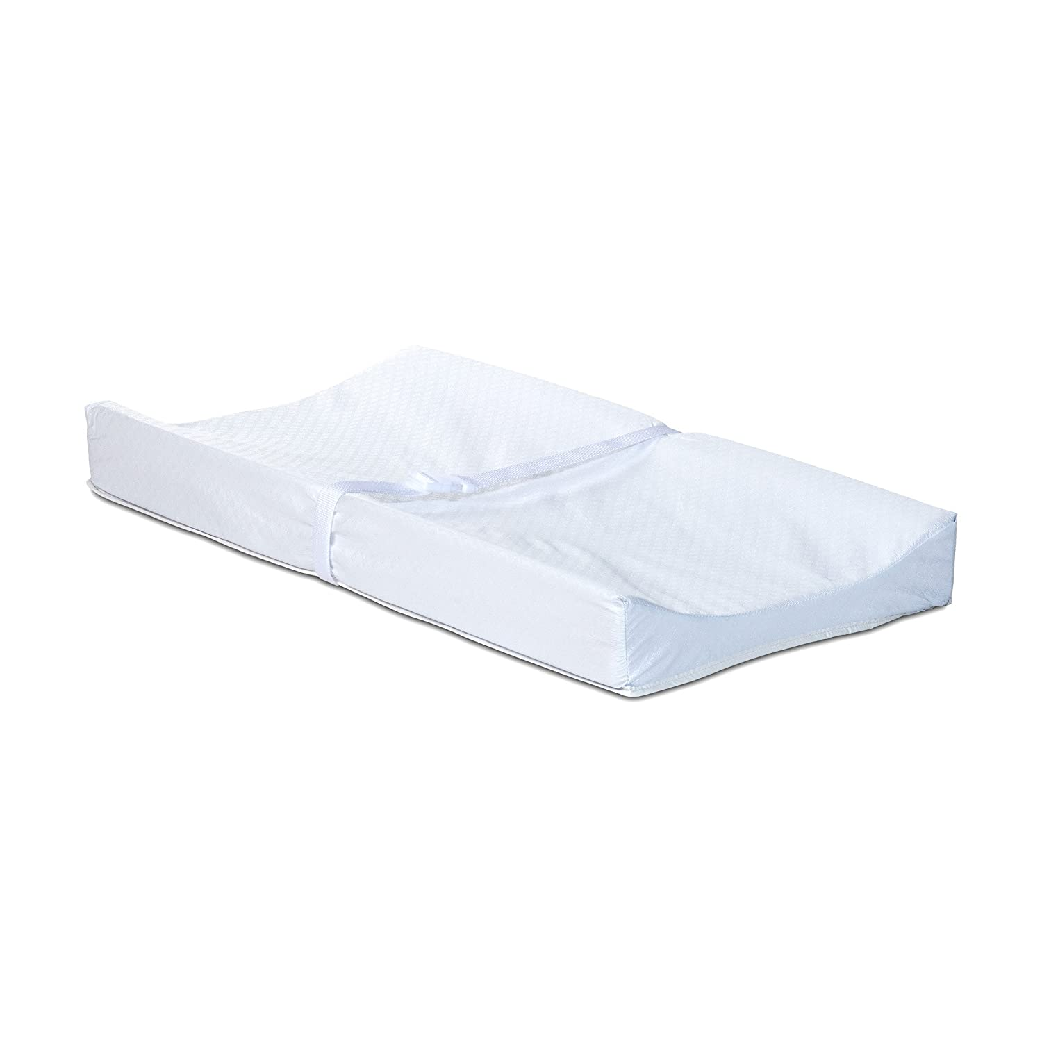 Child Craft Contour Changing Pad, White Foundations F04014.44