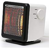 【同じ電気代で2倍の暖かさの省エネ設計】ビームヒーターキューブ