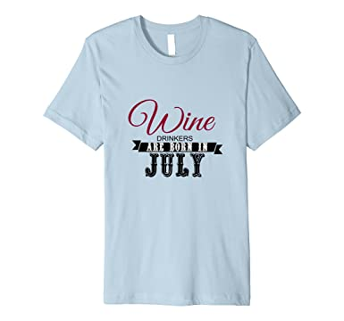 Mens Wine Drinkers Are Born In July