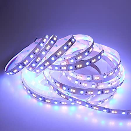 White Ribbon LEDENET White Cold LED Strip Lamp RGB Color Tape LED Lighting 24V RGB Full Changing Adjustable Temperature W CCT Color Warm WW Flexible KJ13TlFc