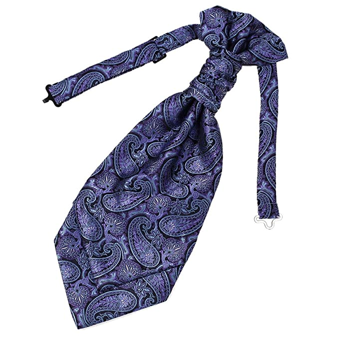Edwardian Men's Neckties  Ascot Fashion Microfiber Best Gift By Epoint $8.99 AT vintagedancer.com