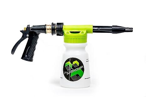 Car Foam Gun >> Amazon Com Armour Car Care Nano Foam Shooter Foam Cannon