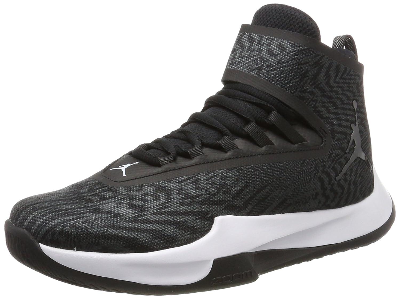 Nike Jordan Fly Unlimited, Zapatos de Baloncesto para Hombre, Gris (Anthracite/Black-Black-Black 012), 40 EU
