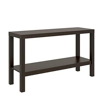 Amazon Com Home Styles 5133 22 Concrete Chic Console Table Kitchen Amp Dining