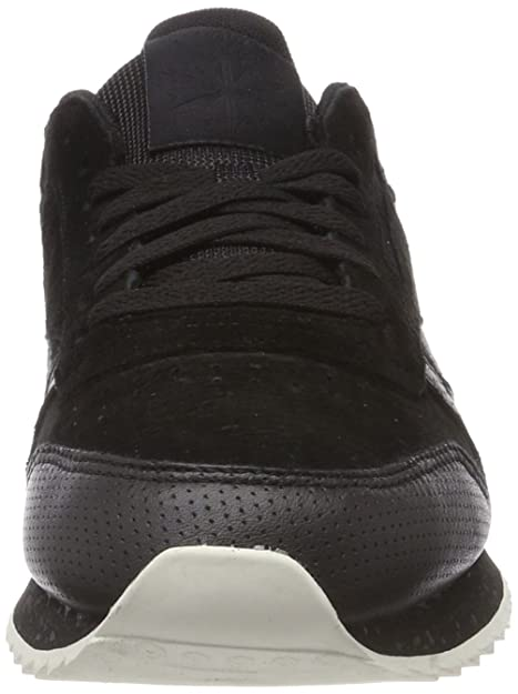 a75b730bda1 Reebok Men s s Classic Leather Ripple Sm Trainers  Amazon.co.uk  Shoes    Bags