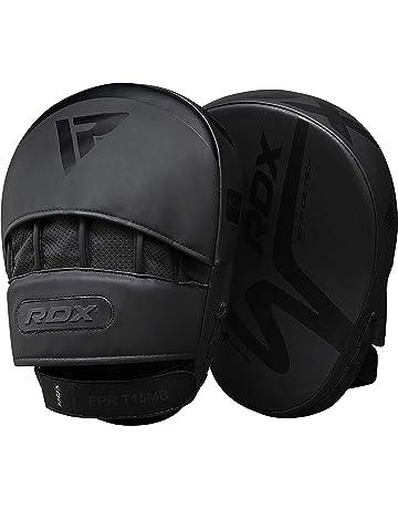Paos de boxeo unisex color blanco RDX FPR-T1W