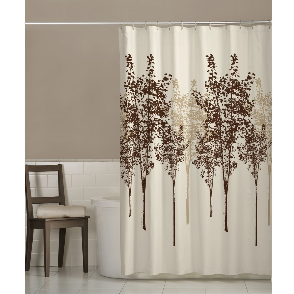 Clear fish shower curtain - Clear Fish Shower Curtain 46