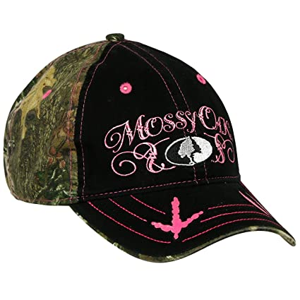 Amazon.com  Mossy Oak Ladies  Bling Cap  Sports   Outdoors 0b80777bef6e