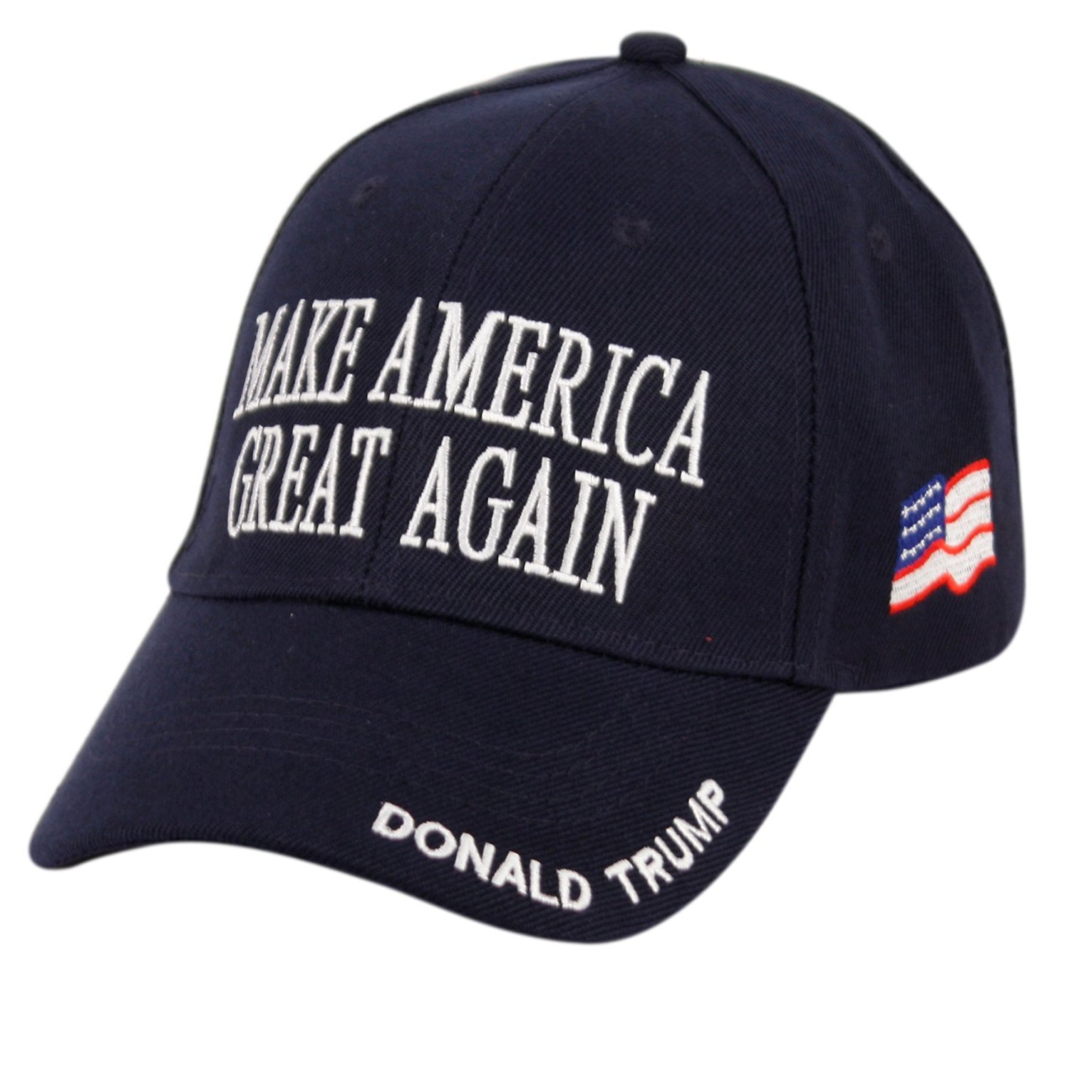 b4607f40b1d9e Amazon.com  Donald Trump Make America Great Again Hats Embroidered ( Camouflage Green)  Clothing