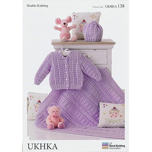 Babies Blanket Knitting Patterns Amazon