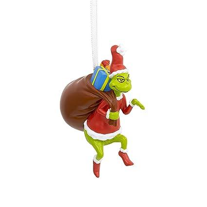 hallmark dr seusss how the grinch stole christmas christmas ornament - Grinch Christmas Ornaments