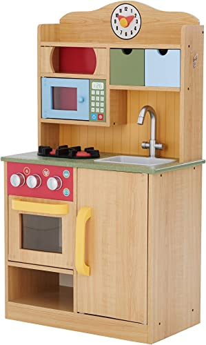 Teamson Kids Little Chef Florence Classic Kids Play Kitchen