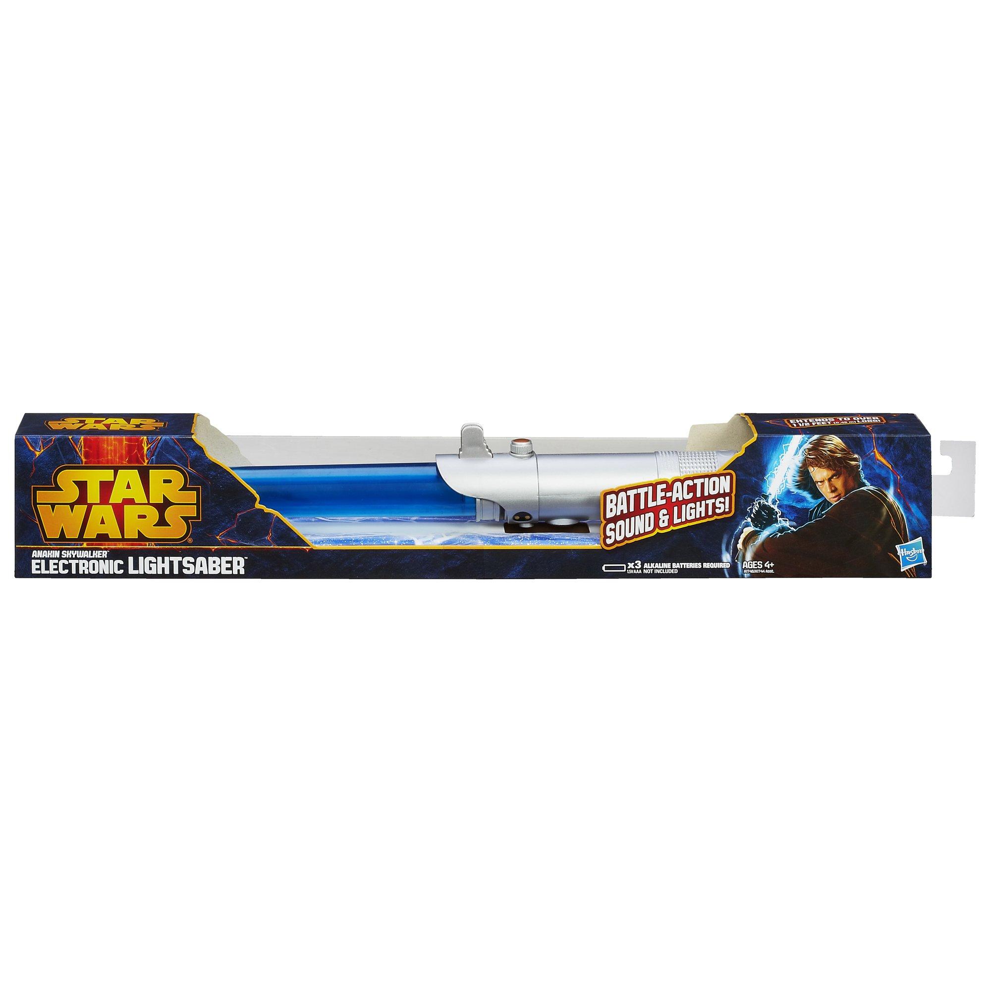 Star Wars Anakin Skywalker Electronic Lightsaber Toy by Star Wars (Image #2)