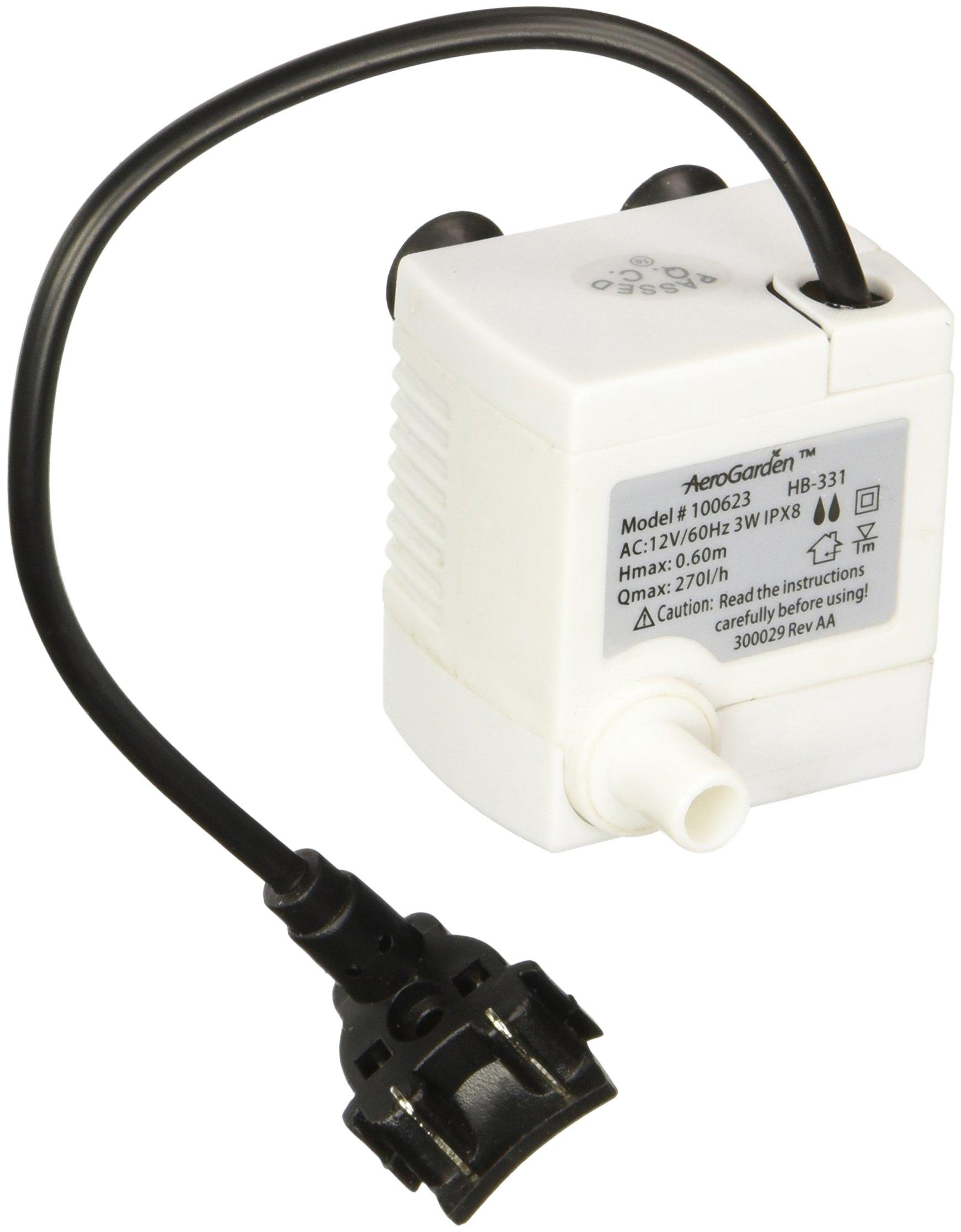 AeroGarden Replacement Pump, Model # 100623