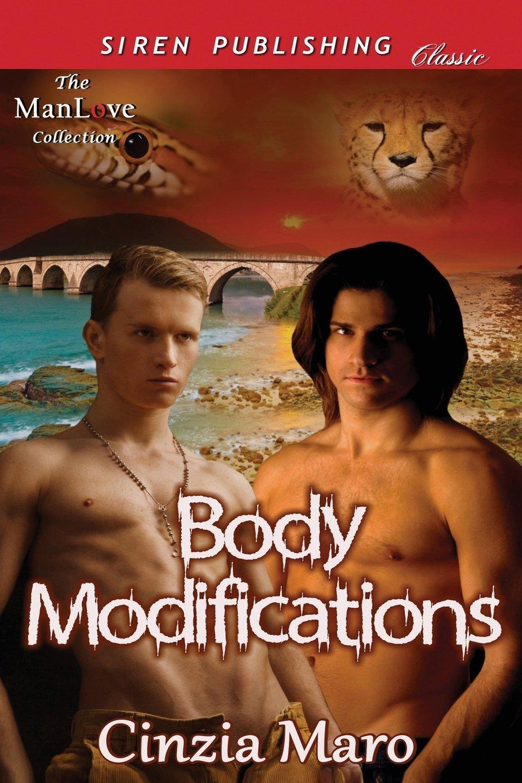 Body Modifications (Siren Publishing Classic Manlove) pdf epub