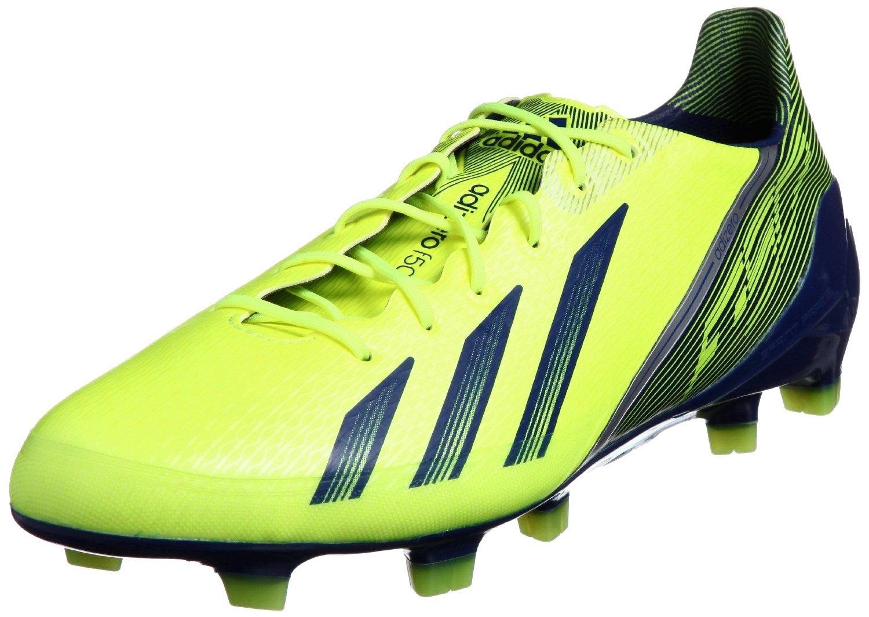 22804b917 Adidas Adizero F50 Football Shoe FG Cam Football Boots s Syn Electr herin  electr herin Size EU 3.5  Amazon.co.uk  Sports   Outdoors