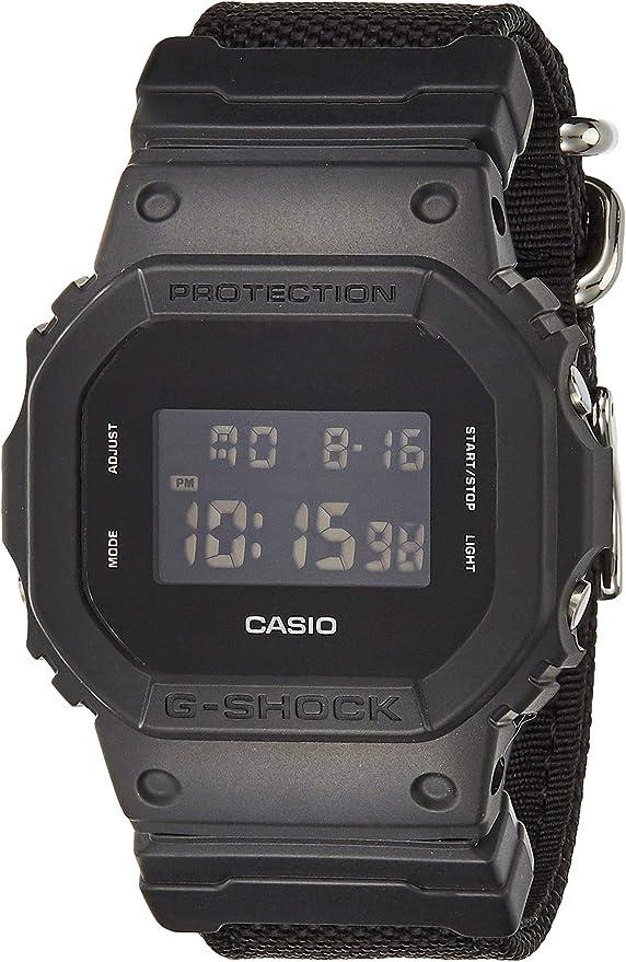 Casio G Shock Casio pour des Hommes Montre DW 5600BBN 1D yMBon