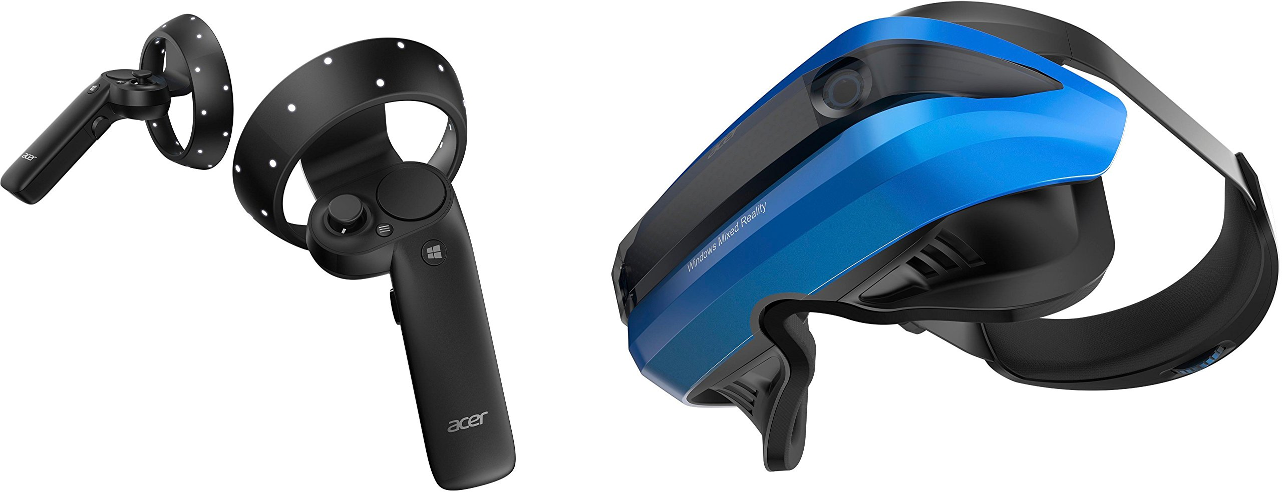 Acer Windows Mixed Reality Headset & Controllers | AH101-D8EY (Certified Refurbished)