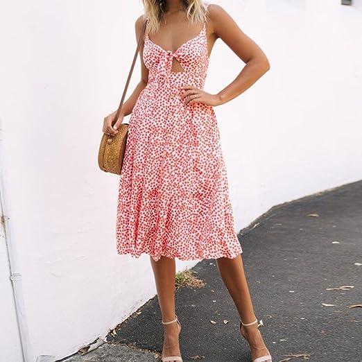 62dc3444e627e3 Oyedens Kleider Sommer Damen Frauen Sommerkleid Frauen  Amazon.de  Kamera