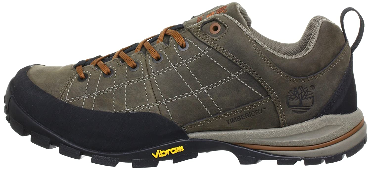 Timberland Summitscape FTP Low Leather WP 2562R, Scarpe da