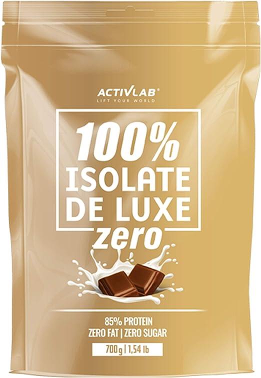 Activlab 100% Isolate De Luxe Aislado de Proteína de Suero ...