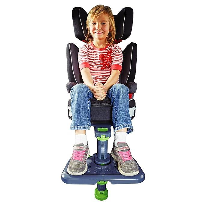 Kneeguardkids3 Reposapiés con asiento elevador para proteger las rodillas Talla única multicolor