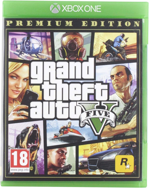 Grand Theft Auto V - Premium Edition: Amazon.es: Videojuegos