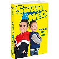 Swan et Néo - Agenda 2019-2020