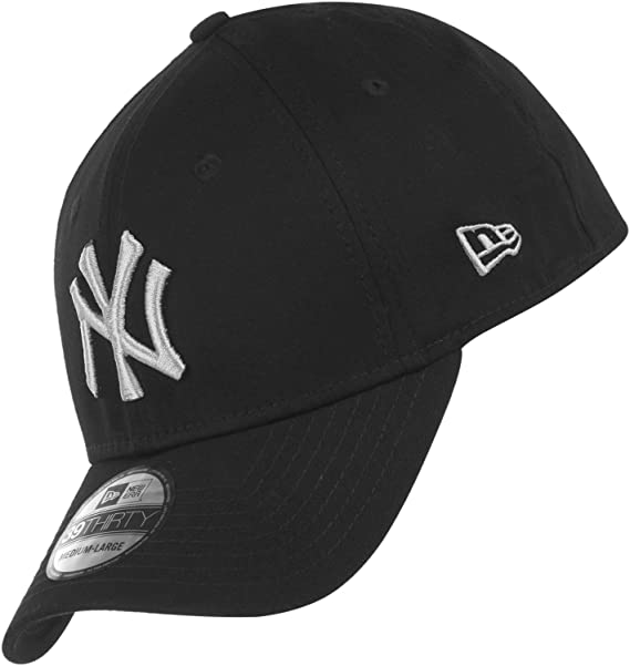 New Era 3930 MLB Black Base NY Yankees Gorra  Amazon.es  Ropa y ... ab9b727979e