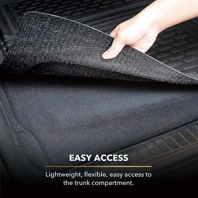 3d Maxpider Bmw 3er G20 2019 2020 Passgenaue Allwetter Kofferraummatte Kompatibilität Limousine Hinterradantrieb Ohne Reserveradfach Auto