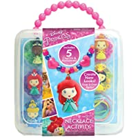 Deals on Disney Princess Necklace Activity Set