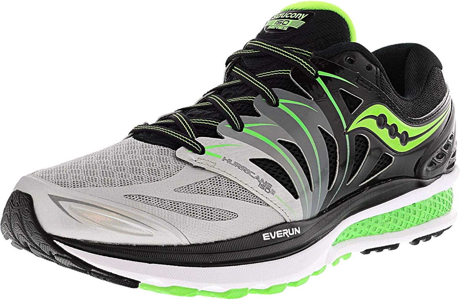Saucony Men's Hurricane ISO 2 Running Shoe