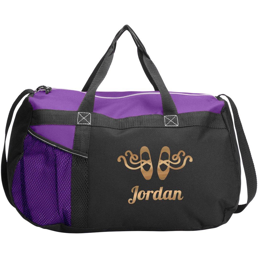 Ballet Jordan Gear Bag: Gemline Sequel Sport Duffel Bag