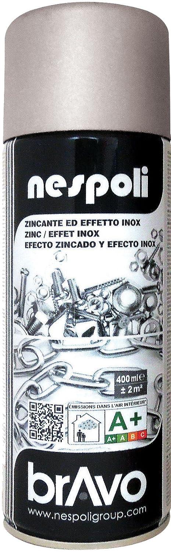 NESPOLI Aérosol pour Galvanisation à Froid 182012