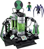 Character Building Ben 10 Azmuth's Laboratoire Construction Set