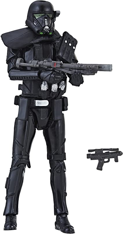 Star Wars Vintage Collection Imperial Death Trooper The Mandalorian Carbonized